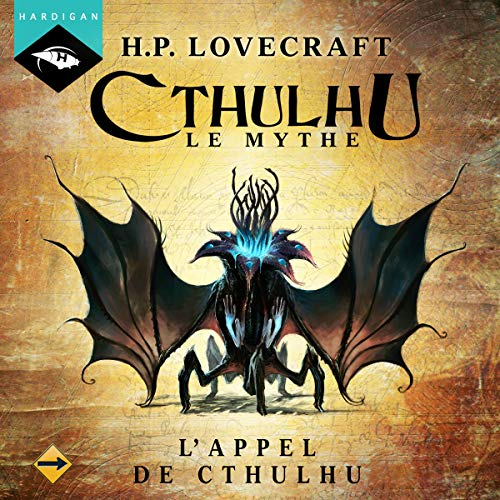 L'Appel de Cthulhu audiobook cover art