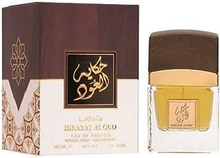 Lattafa Hikayat Al Oud, Eau de Parfum - 100 ml (For Men & Women)