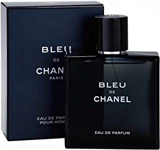 جدید معتبر Chanel Bleu ادو پرفیوم اسپری 3.4 فنجان 100 میلی لیتر.