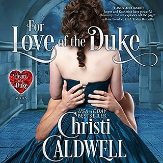 For Love of the Duke cover art