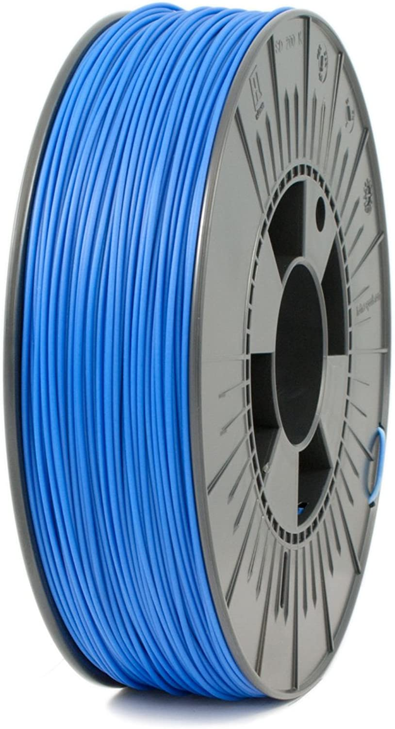 ICE FILAMENTS ICEFIL1HPS145 HIPS Filament, 1.75 mm, 0.75 kg, Daring Dark bluee