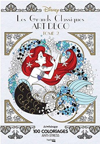 Les grands classiques Disney art déco tome 2