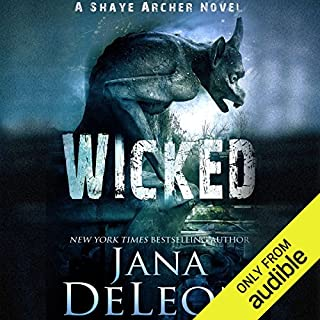 Wicked     Shaye Archer Series, Book 4              Written by:                                                                                                                                 Jana DeLeon                               Narrated by:                                                                                                                                 Julie McKay                      Length: 8 hrs and 16 mins     10 ratings     Overall 4.7