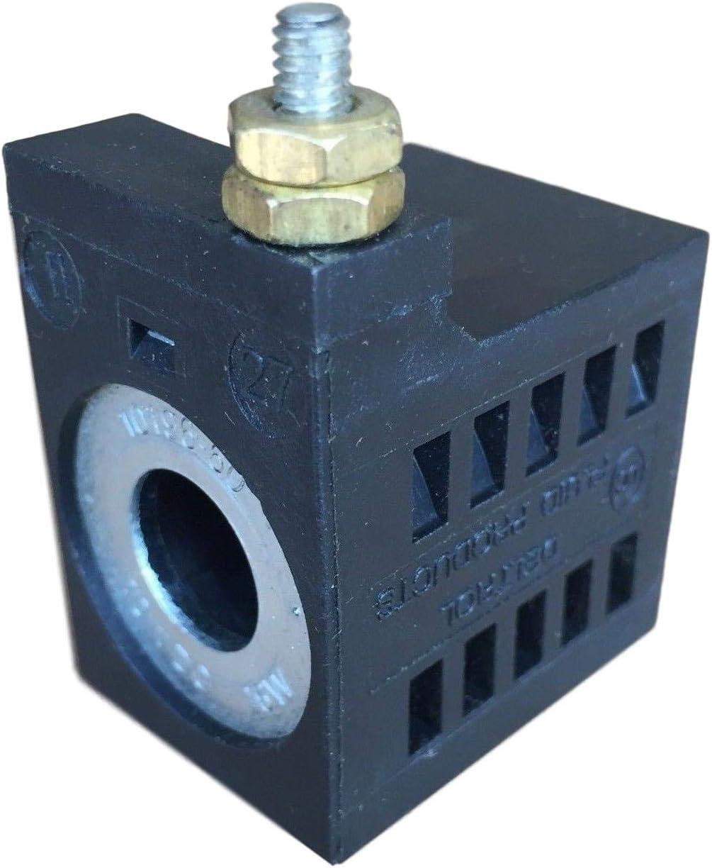 SPX Fenner Stone EF-1142 Challenge the lowest price of Japan Deltrol Coil 10VDC Max 56% OFF 16 10196-60 Solenoid