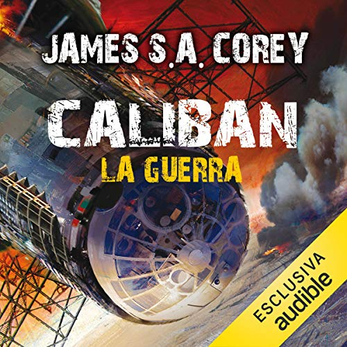 Caliban - La guerra cover art