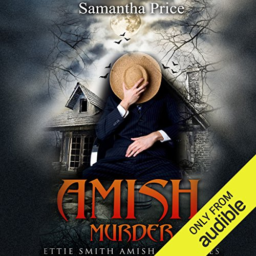 Amish Murder audiobook cover art