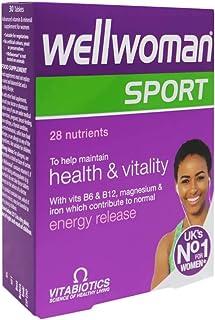 Vitabiotics Wellwoman Sport Tablets 30's