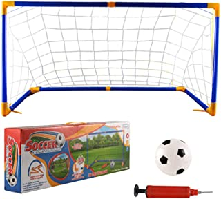 Indoor Sport Kids Toys,SuperUS Excellent Time Killer for Boys/Girls, Hovering Soccer Ball with Foam Bumper for Indoor Games, an Inflatable Ball Included