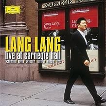 Mejor Lang Lang Live At Carnegie Hall de 2020 - Mejor valorados y revisados