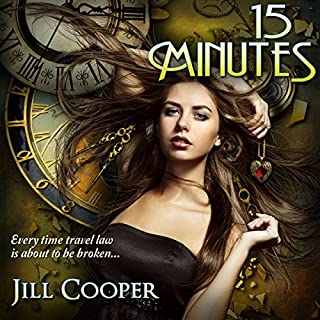 15 Minutes: A YA Time Travel Thriller cover art