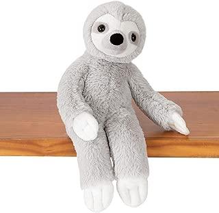 Vermont Teddy Bear Sloth Stuffed Animal - Cuddly Stuffed Animals, 15 Inch, Buddy