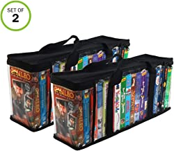 vhs cases with sleeve