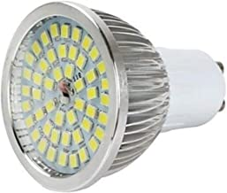 XXT GU10 SMD 48 Lamp Cup LED AC 100-240V (10 Pack) (Color : Warm white)