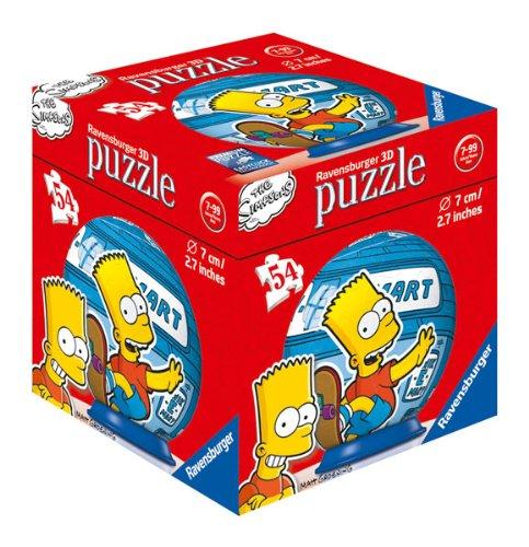 Ravensburger 11879 puzzleball®Simpsons