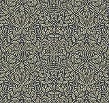 William Morris Fabrics – reine Eichel-Tinte – William