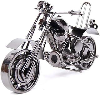 R/étroviseur Main Squelette pour Harley Sportster 1200 Custom//Iron//Low Noir