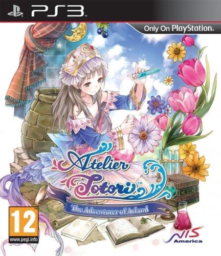 Atelier Totori - The adventurer of Arland