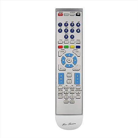 RM-Series® Replacement Remote Control For JVC LT-32DA8BJ LT32DA8BJ