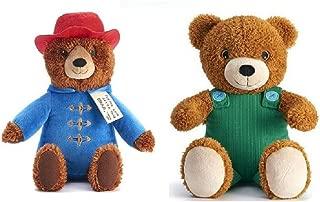 Paddington and Corduroy Plush Bears