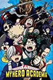 My Hero Academia: Writing Journal - Lined Notebook - Gift For Fans - Composition Book 6x9 - 100 Pages