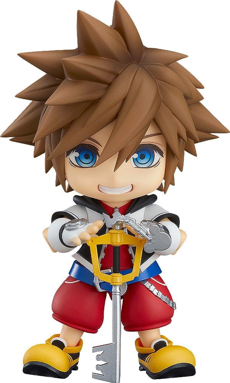 ventas en línea de venta Good Smile Company Nendoroid Kingdom Hearts Sora Non Scale ABS ABS ABS PVC Movable Figura  protección post-venta