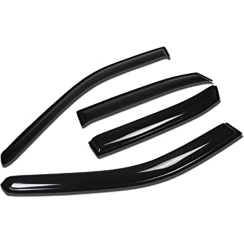 Rain Guard Visors Deflector Out Channel /& Sunroof 5pcs For 1995-00 Toyota Avalon