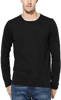 "ZAKOD Full Sleeve Regular Fit Round Neck Sweater for Men,100% Wool Sweater,Formal Use Sweater, M=38"",L=40"",XL=42"""