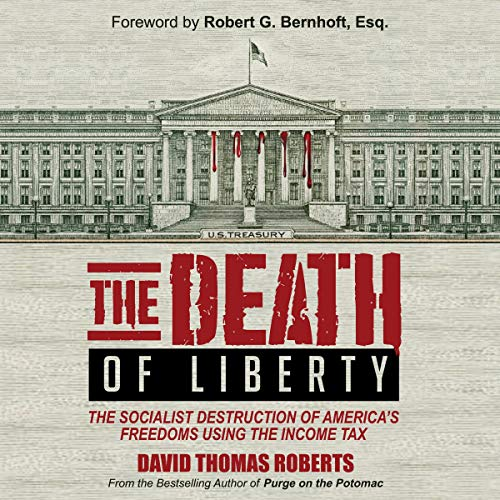 The Death of Liberty audiobook cover art
