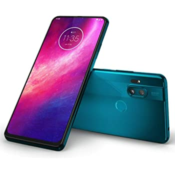 "Motorola One Hyper 128GB + 4GB RAM, XT202-1, 6.5"" FHD+, 64 MP Photos, LTE Factory Unlocked Motorola Smartphone"