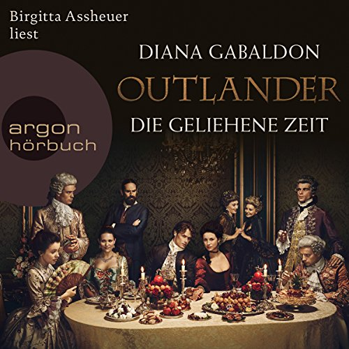 Die geliehene Zeit (Outlander 2) audiobook cover art