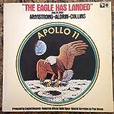 The Eagle Has Landed, Apollo 11 Misson Landing Recording, Vinyl LP