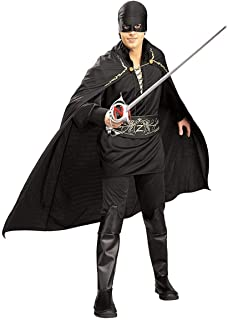 Morris Costumes - Zorro Adult Costume
