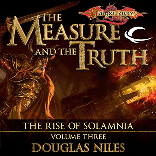 The Measure and the Truth audiobook cover art