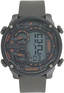 68862da77 Fastrack Trendies Analog Black Dial Men's Watch-38045PP03