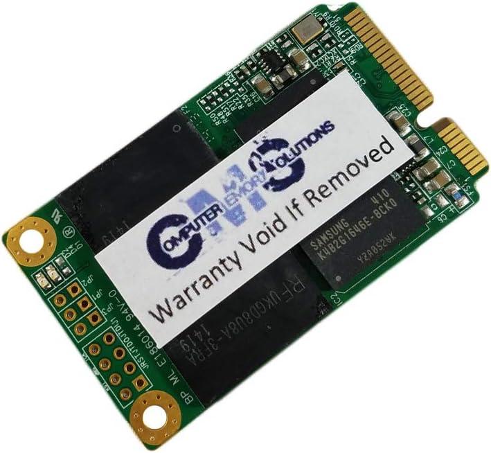 CMS 128GB Mini m-SATA SSD Drive SATA III 6GB/s Compatible with HP/Compaq Envy Recline 27-k510 Touch All in One, Envy Sleekbook 14-k119tx, Envy Ultrabook Spectre 14-3114tu - C29