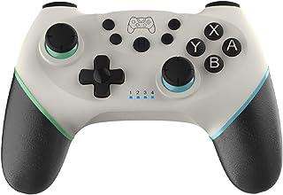 XYXZ Gamepad Controller Joysticks Bluetooth Gamepad, Para N-Switch Ns-Switch Ns Switch Console Wireless Gamepad Videojuego...