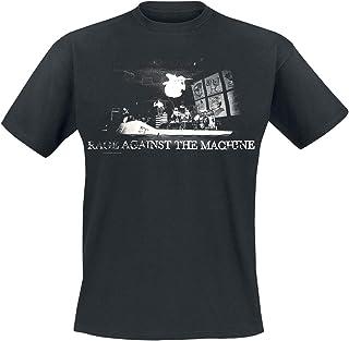 Unbekannt Rage Against The Machine Live Jump T-Shirt schwarz