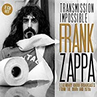 Transmission Impossible (3cd Box) by Frank Zappa (2015-12-04)
