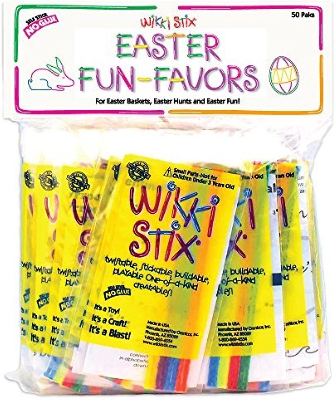 n ° 1 en línea Wikki Stix Easter Fun Favors by by by WikkiStix  nueva gama alta exclusiva
