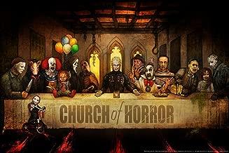 Slash Supper by Big Chris Horror Movie Cool Wall Decor Art Print Poster 36x24