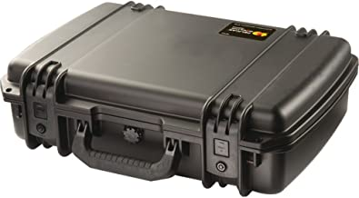 Pelican Storm iM2370 Case With Tray and Lid Organizer (Black)