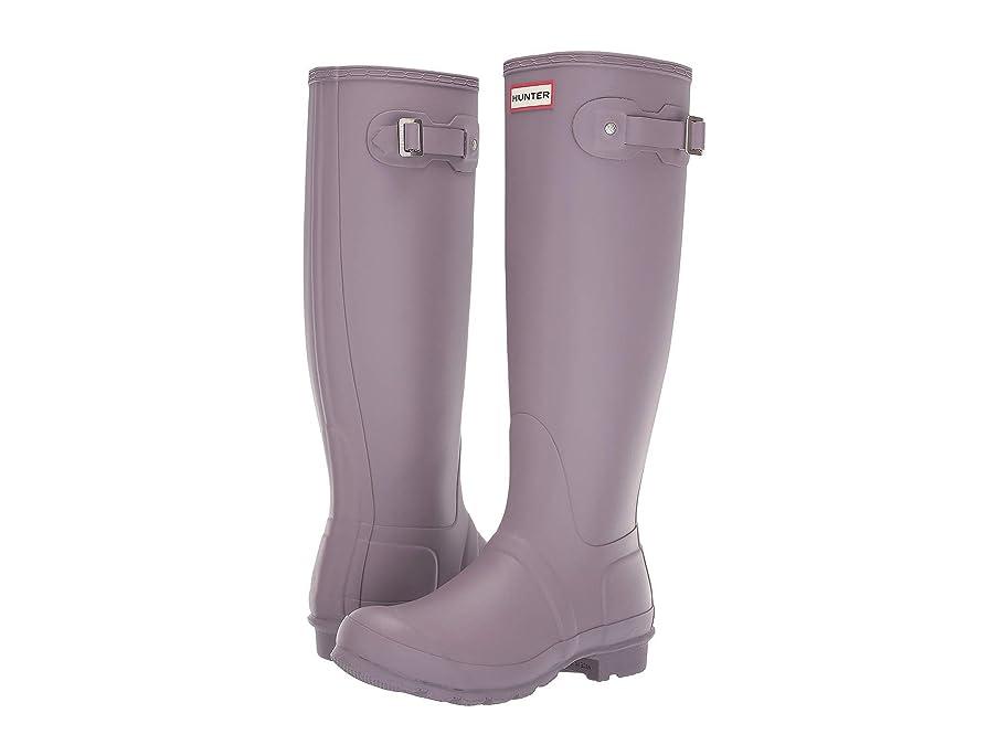 バングラデシュ体系的に隙間[ハンター] レディース ブーツ&レインブーツ Original Tall Rain Boots [並行輸入品]
