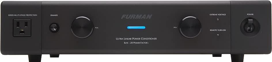 Furman Elite-20 PF i 13-Outlet Ultra Linear AC Power Source