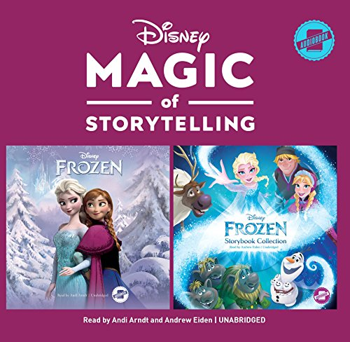 Magic of Storytelling Presents ... Disney Frozen Collection