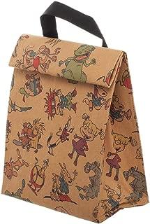 Nickelodeon Lunchbox 90s Cartoon Lunchbox - Nickelodeon Accessories Cartoon Lunch Box Nickelodeon Gift