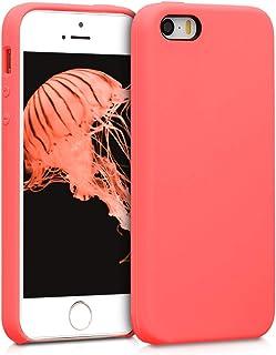 5ba8ca8ebfc kwmobile Funda para Apple iPhone SE / 5 / 5S - Carcasa de [TPU]