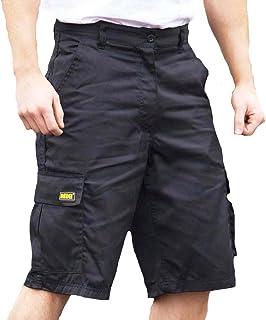 MIG Mens Cargo Combat Work Shorts
