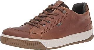 ECCO Herren Byway Tred Brandy Oil Nubuck Sneaker Low-Top Sneakers