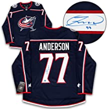 Josh Anderson Columbus Blue Jackets Autographed Signed Fanatics Hockey Jersey - Certified Authentic