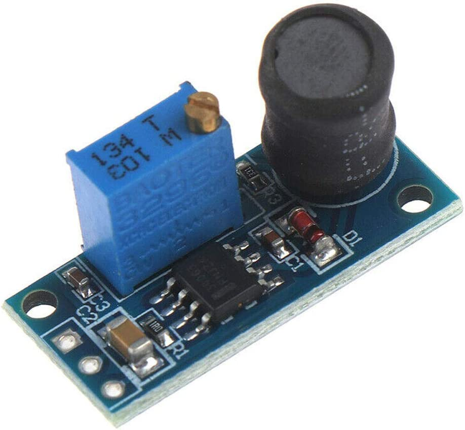 Gump's grocery MC34063A Positive to Negative Voltage 5V Converter Reverse Voltage Module